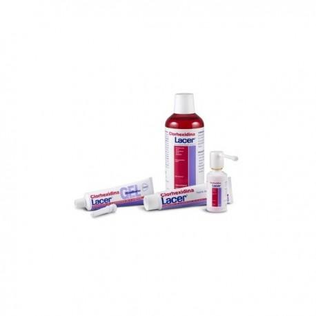 lacer clorhexidina spray 40 ml.