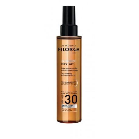 Filorga UV-Bronze Aceite  Anti-Edad SPF30 150ml