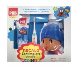 PHB Pack Petit Gel Dentífrico + Cepillo + Regalo Pocoyo