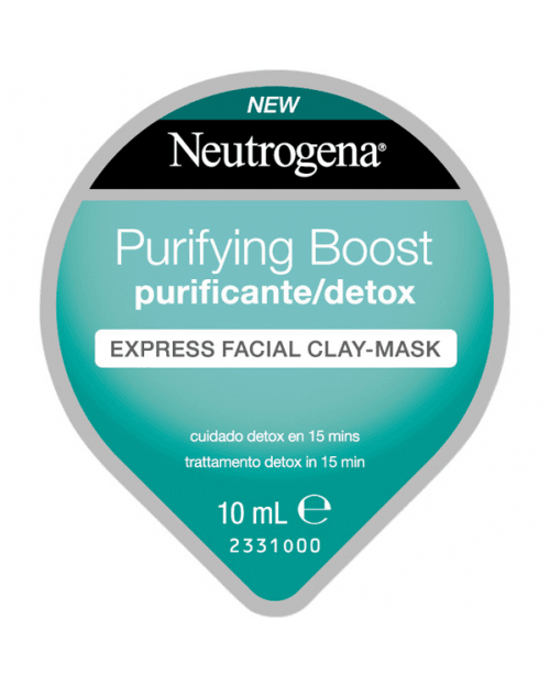 Neutrógena Mascarilla Express Purificante 10ml