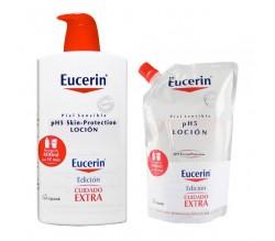 Eucerin pH5 Skin-Protection Loción 1000ML+regalo de 400ml