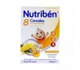 Nutriben 8 Cereales Con Miel 600 g