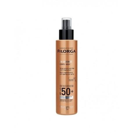 Filorga Uv- Bronze Spray Solar Anti-Edad Nutrireg Cuerpo SPF50+ 150ml